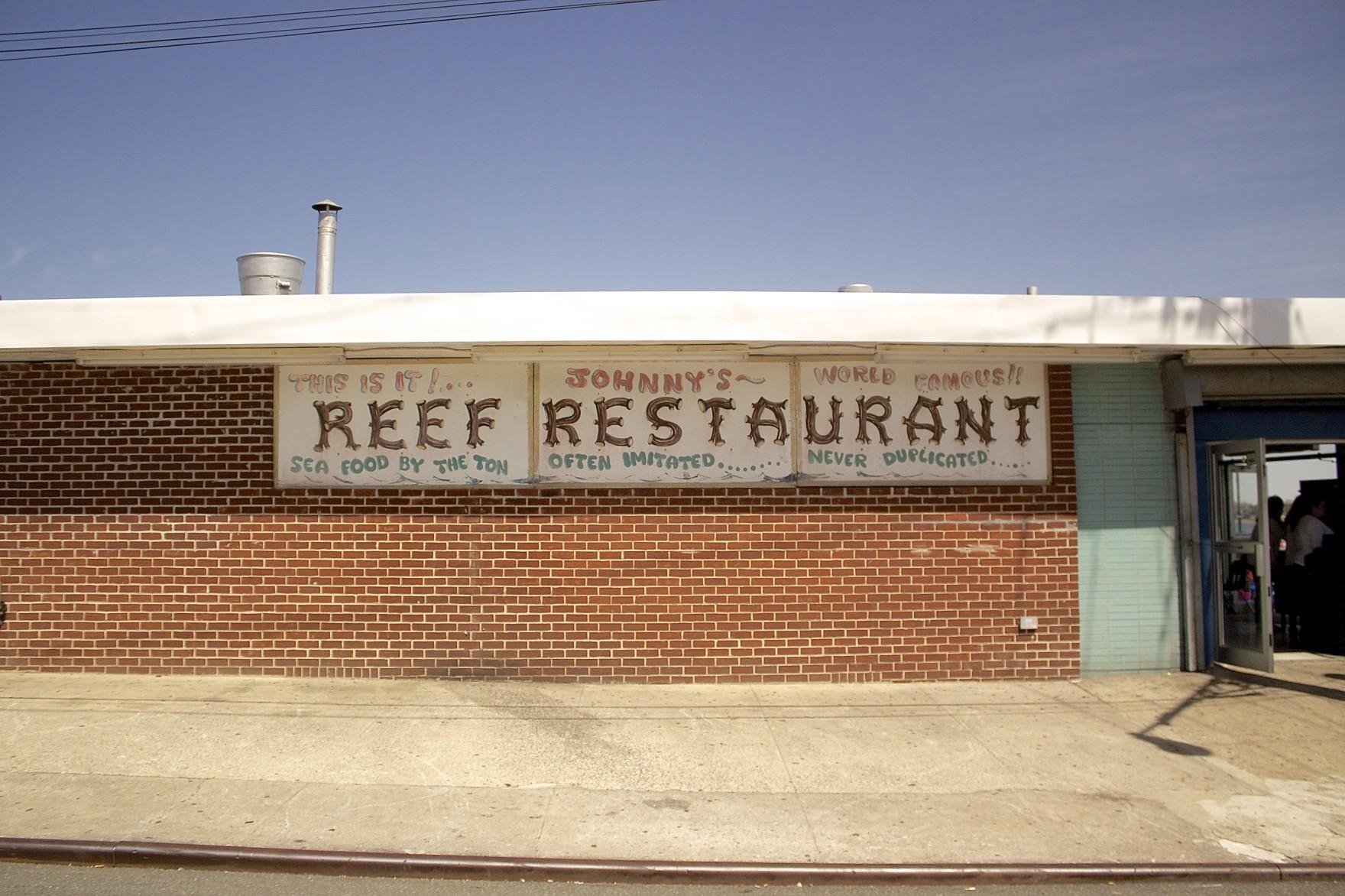 Johnny's Reef Restaurant The Bored Vegetarian