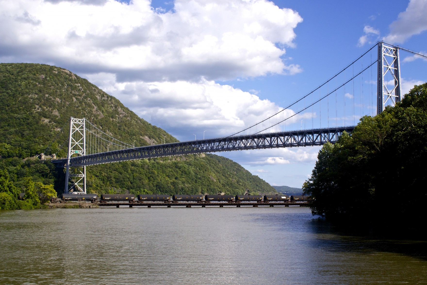 Hudson Valley Bridge Bethany Pickard Vegetarian Blog