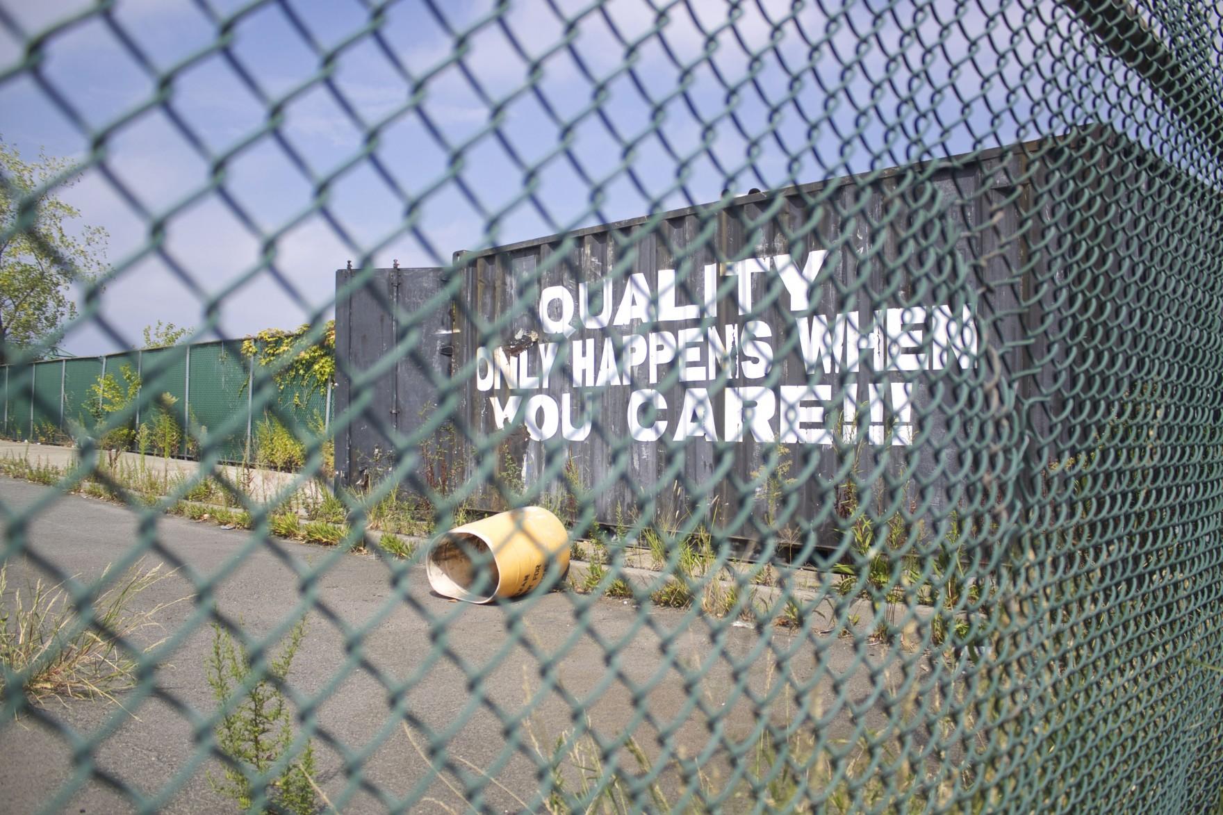 Industrial Brooklyn 11 - The Bored Vegetarian Bethany Pickard