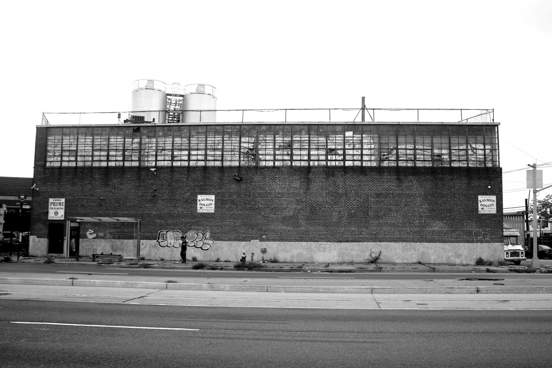 Industrial Brooklyn 15- The Bored Vegetarian Bethany Pickard